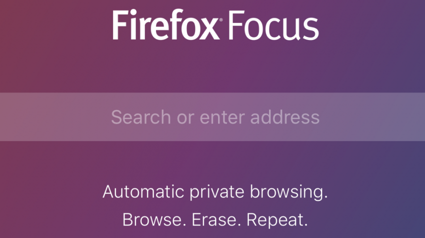 New Firefox Focus Browser for iOS Sly and Fast Like a Fox