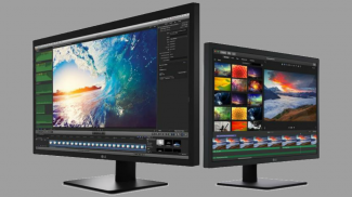 LG Provides Two New Standalone UltraFine MacBook Pro Displays