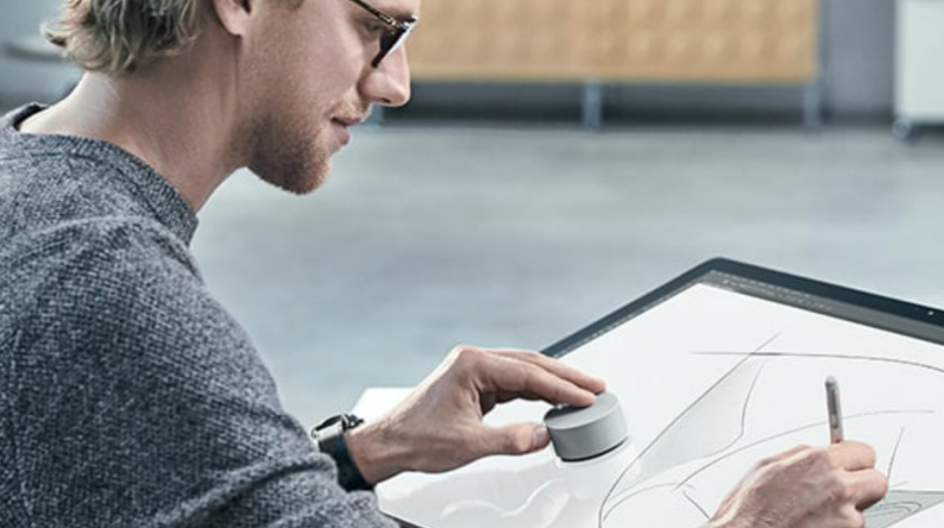 Microsoft Surface Dial May Be Unsung Hero of Recent Microsoft Release