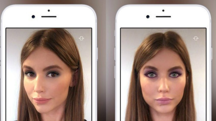 Sephora's Virtual Artist app is giving customers a chance to see how makeup and other cosmetics will look on them with the help of a chatbot.