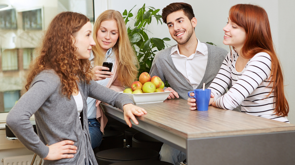 Image result for Tips for Creating a Positive Employee Break Room