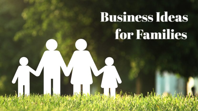 50 Family Business Ideas
