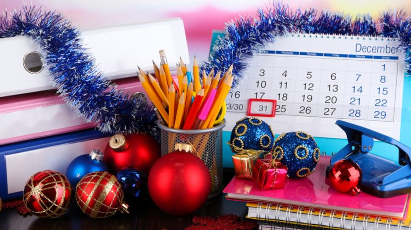 5 Festive Tips for Getting Into the Holiday Spirit at Work