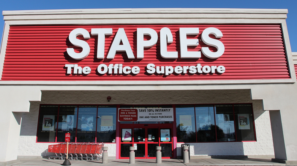 Managed by Q and Staples Partner to Offer Office Services to Business </p> <p>Customers in Four Major Cities