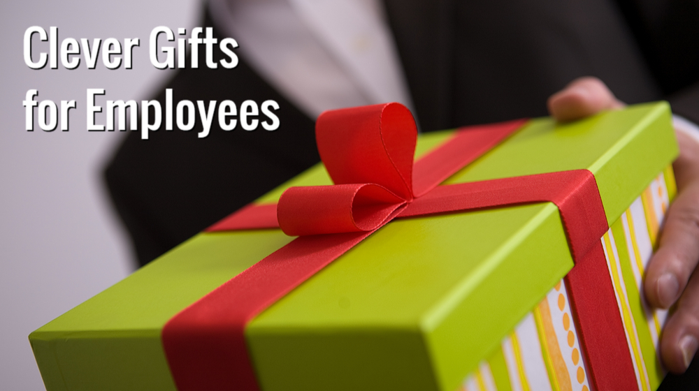 Clever Holiday Gift Ideas For Employees Small Business Trends