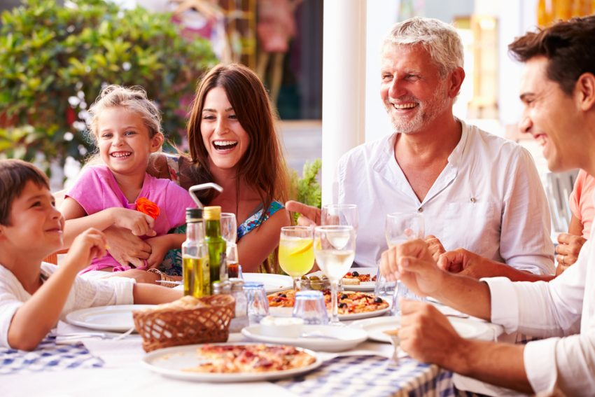 50 Family Business Ideas - Family Restaurant