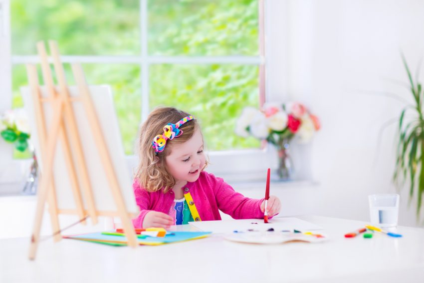 50 Small Business Ideas for Kids - Artist