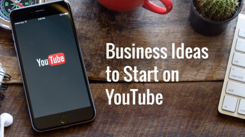 YouTube can be a great place to monetize your best video content. Here are some small businesses ideas to consider if you want to make money on YouTube.