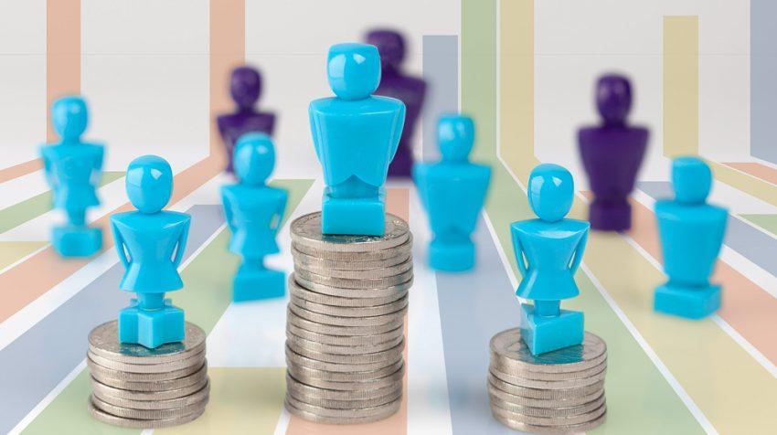Entrepreneurship Increases Income Inequality