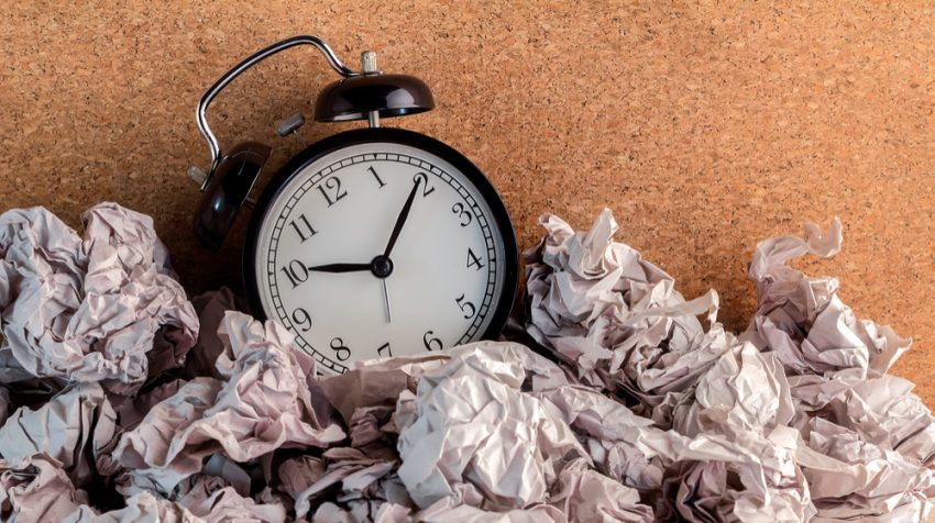 These 4 Time Wasters at Work Fritter Away Your Key Productivity Hours Every Day