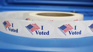 What can small businesses learn from the I Voted stickers handed out on Election Day? It's all about the power of making customers feel included.