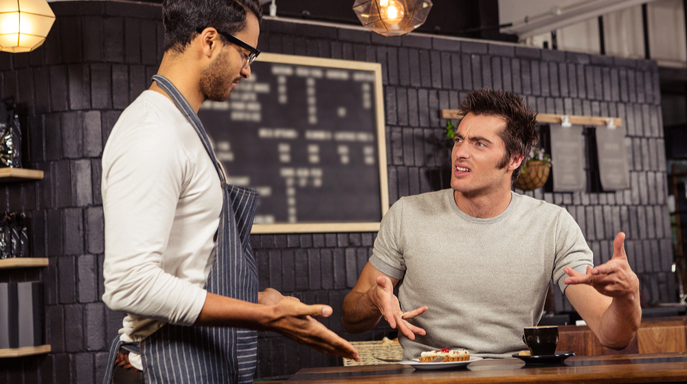 How to Calm an Angry Customer In Your Store - Small Business Trends