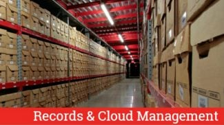 Staples is rolling out some new business services starting with the Staples records and cloud management partnership with GRM.