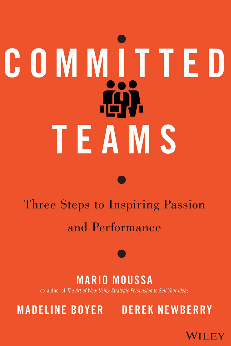 Best Management Books for 2017 - Committed Teams