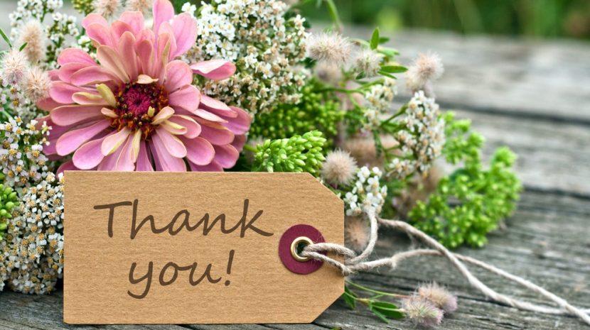thank customers