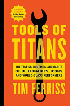 Best Management Books for 2017 - Tools of Titans