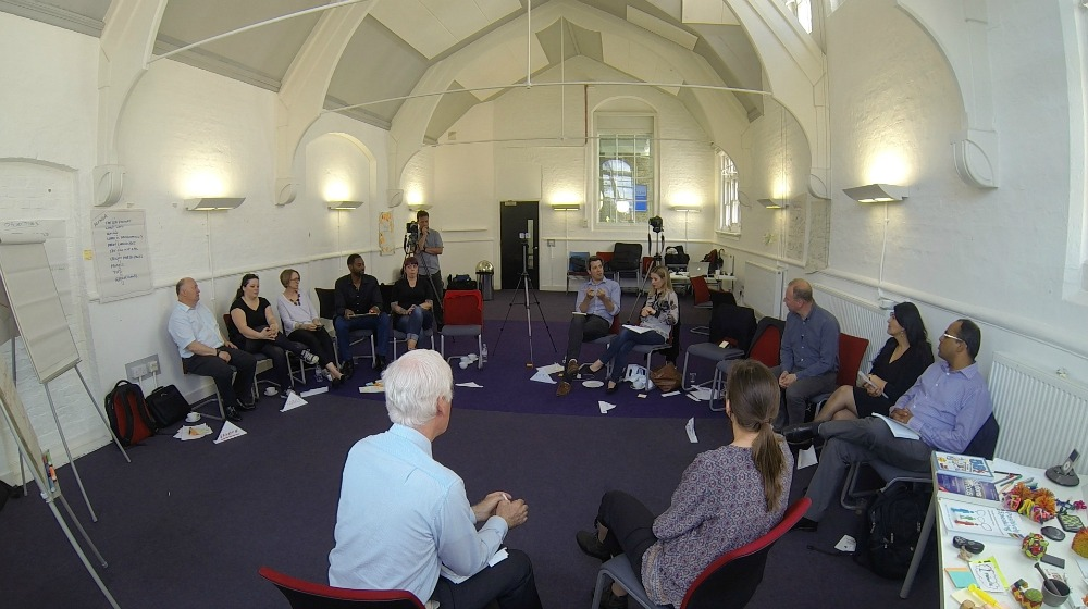 Spotlight: WorkshopBank Provides Team Building Resources