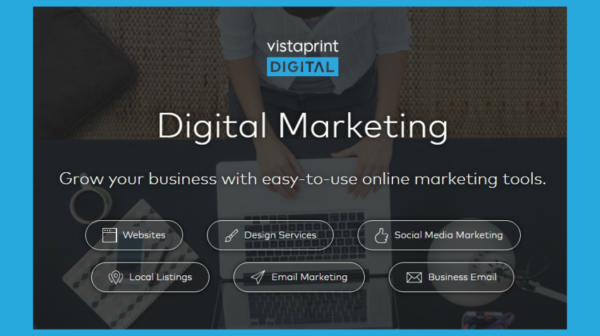 The Vistaprint Digital Marketing Division Builds One-Stop for Small and Micro Businesses