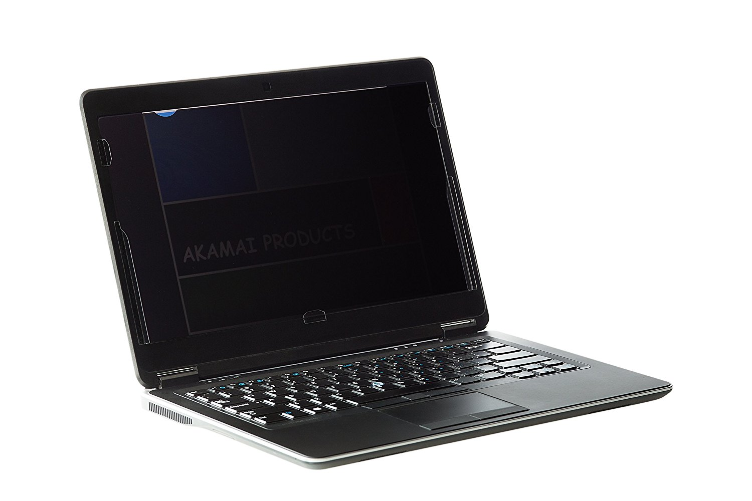 Visual hacking is on the rise. A privacy screen protector can help prevent that. Here are 20 laptop privacy screen protectors to consider - Akamai Privacy Screen for Widescreen Laptops