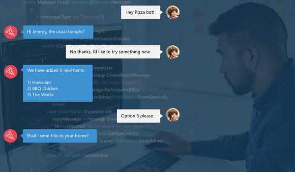 You Can Use Microsoft Bot Framework to Build Small Business Bots
