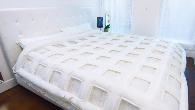 Wow! Self-Making Bed Shows Provides a Real-World Market Need Example
