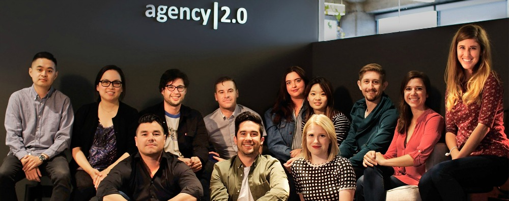 Agency 2.0 is a crowdfunding marketing agency that focuses on helping get more attention to their client's crowdfunding campaigns.