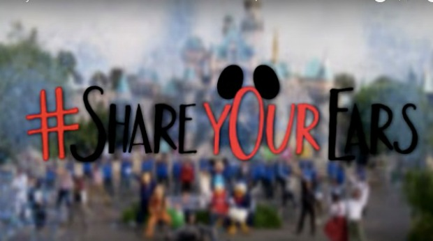 Best Viral Campaigns of 2016 - Disney: #ShareYourEars Supports Make-A-Wish