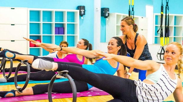 20 Fitness Franchises - EnVie Fitness