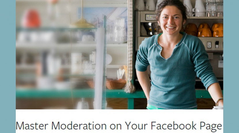 Facebook has an early Christmas gift for small businesses this year — Facebook page moderation tips for the holiday season!