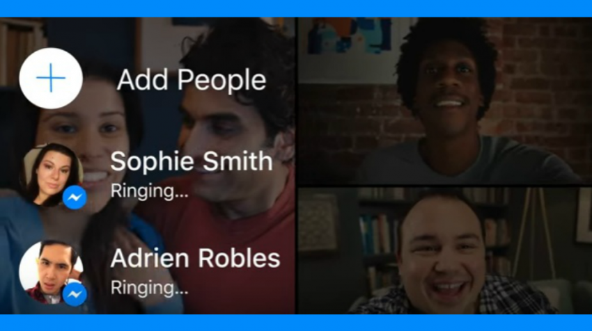 Facebook Launches Live Video Chat, Pinterest Introduces Trending Topics
