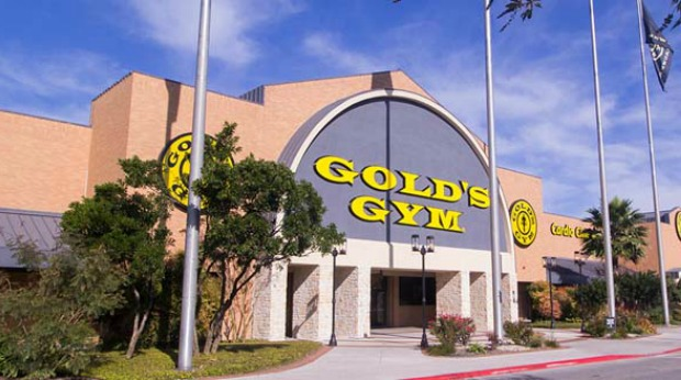 20 Fitness Franchises - Gold's Gym