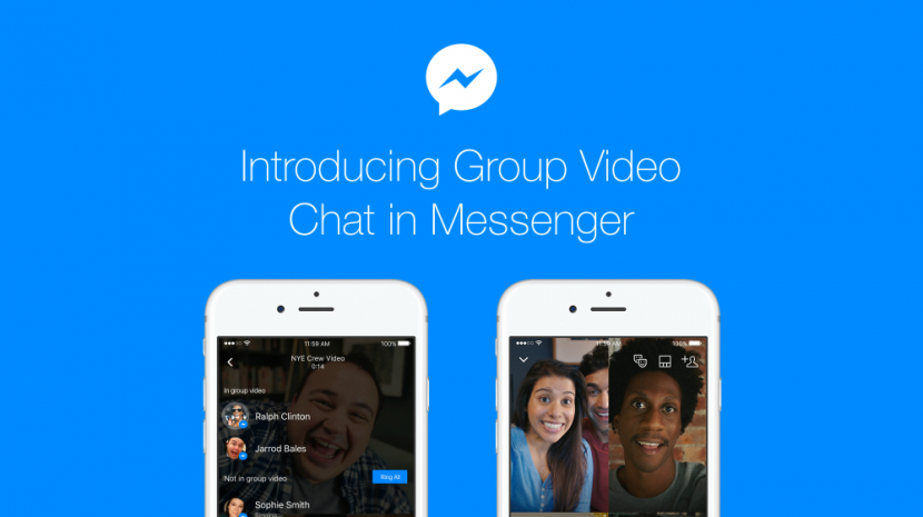 Facebook has added free group video chat in messenger for up to 6 people at once. This is a feature that has practical small business applications.