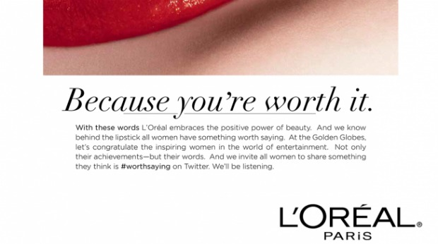 Best Viral Campaigns of 2016 - L'Oreal: #WorthSaying