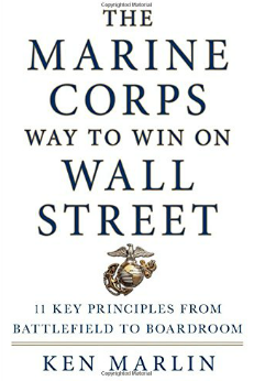 Higher Standards is the Marine Corps Way to Win on Wall Street