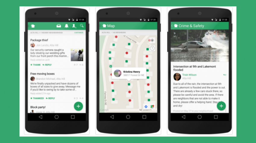 Can you use the local social media network Nextdoor for small business marketing? Here\u0027s how  sc 1 st  Small Business Trends & Nextdoor Seeks to Bring Neighborhood Businesses and Customers ...
