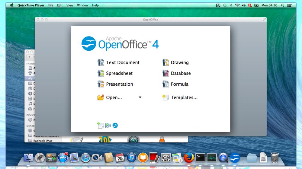 openoffice office open business