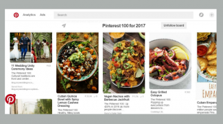 Top 100 Pinterest Trends for 2017