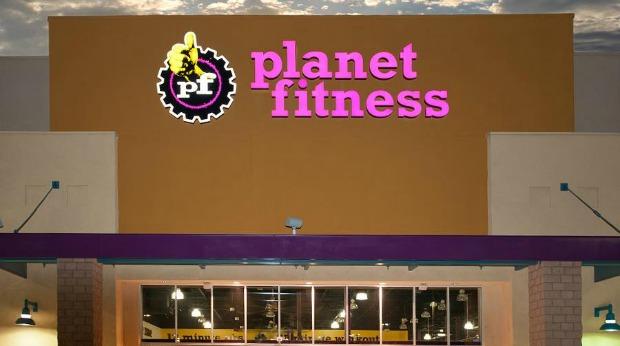 20 Fitness Franchises - Planet Fitness