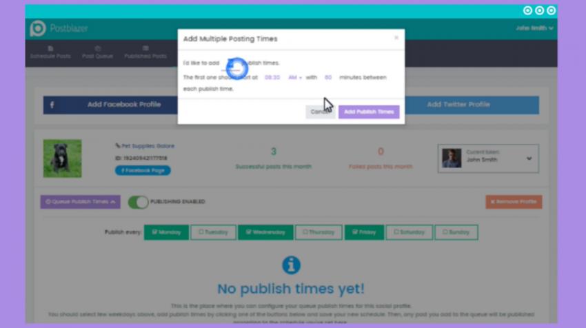 Postblazer Claims to Make Managing Multiple Social Media Accounts Easy