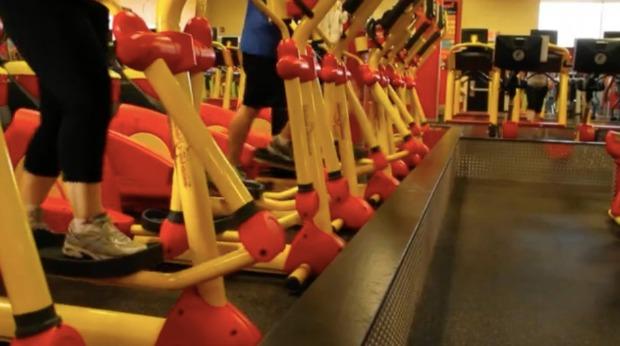 Fitness Franchises - Retro Fitness
