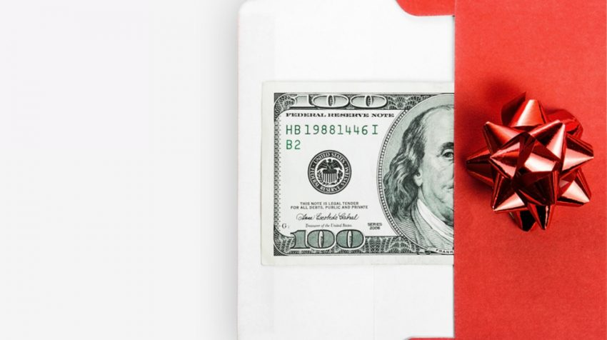 Great Last Minute Money Gift Ideas