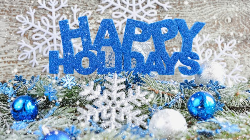 Happy Holidays and Happy New Year From Small Business Trends!