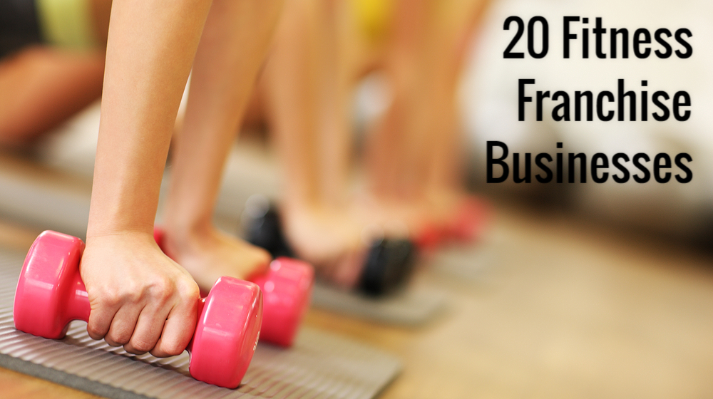 20 Fitness Franchises: Planet Fitness and Beyond