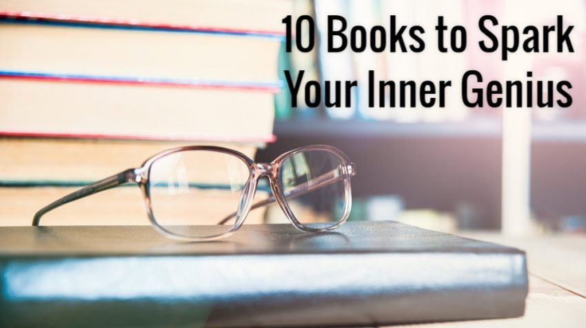 10 Books on Creativity to Spark Your Inner Genius