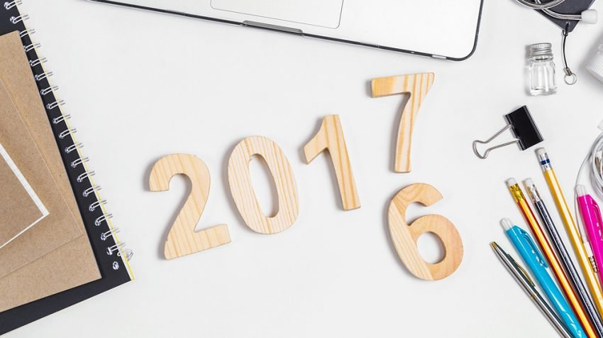 Start the New Year Right With These Marketing Materials Ideas