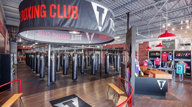 20 Fitness Franchises - TITLE Boxing Club