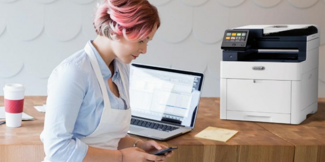 Xerox Small Business Printers: Using Them is as Easy as ...