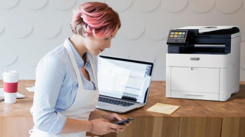 Xerox Small Business Printers: Using Them is as Easy as Using a Mobile App