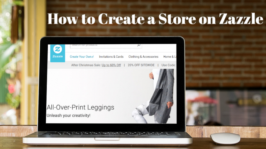 How to Create a Zazzle Store