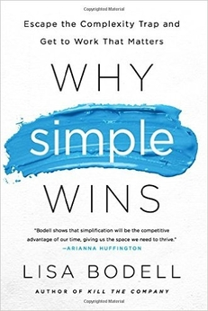 10 Essential Disruptive Leadership Books - Why Simple Wins